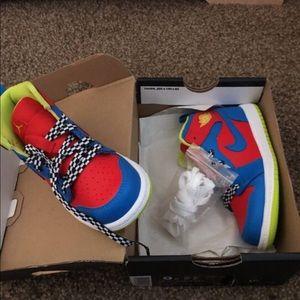 9c brand new Nike's